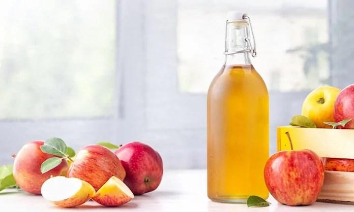 Apple Cider Vinegar Helps in Weight Loss