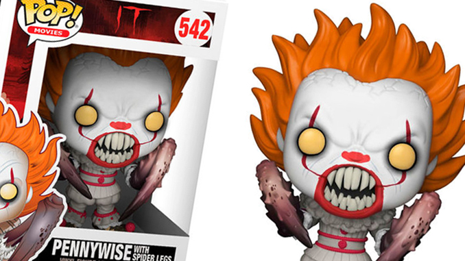 Funko Pop Pennywise from It