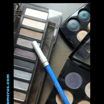 Summer trend how-to: blue eyeshadow