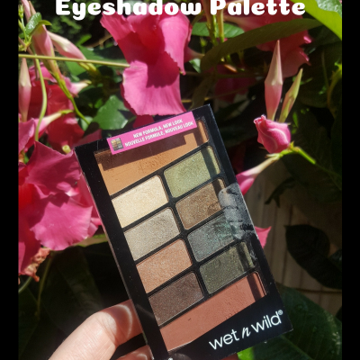 Review: Wet n' Wild Comfort Zone Eyeshadow Palette