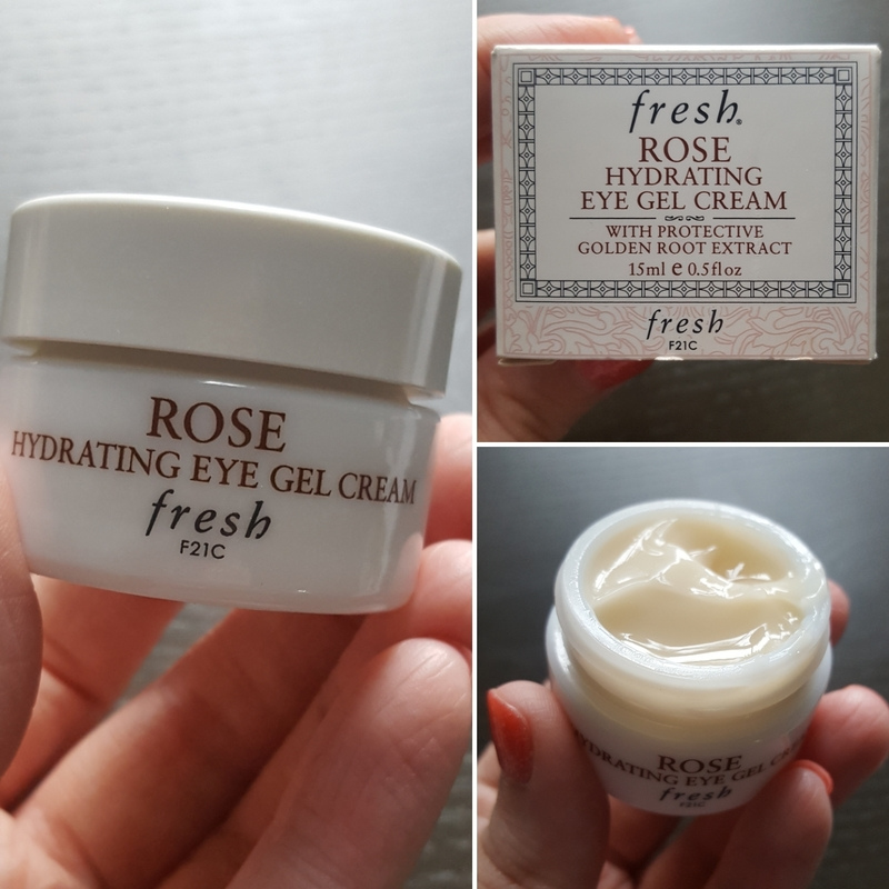 freshroseeyecream
