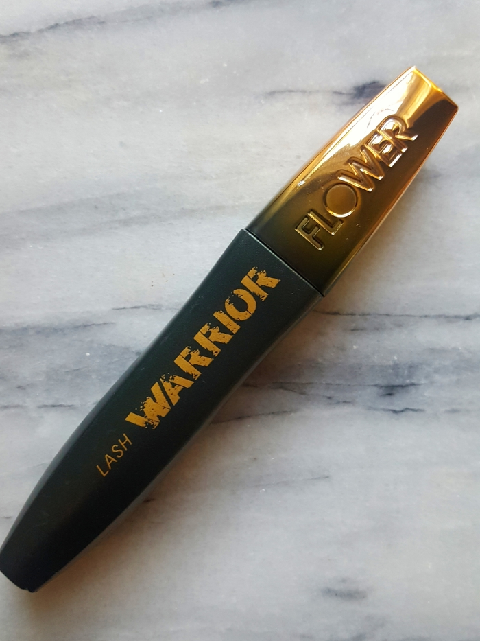 Lash Warrior Mascara in Fiercest Black from Flower Beauty: Review