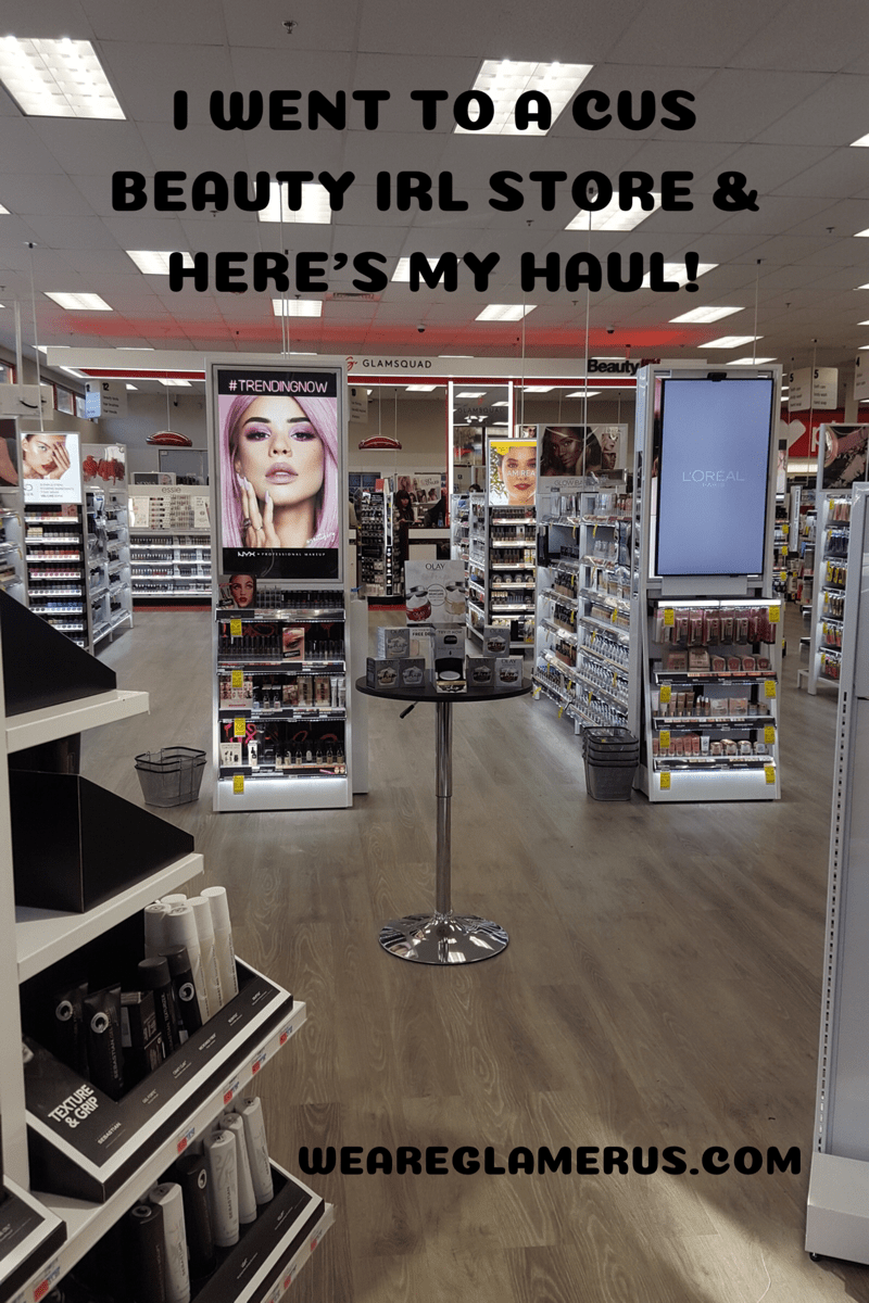 Check out the cool products & services that the new CVS Beauty IRL Store offers!