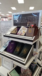 Storybook Cosmetics display