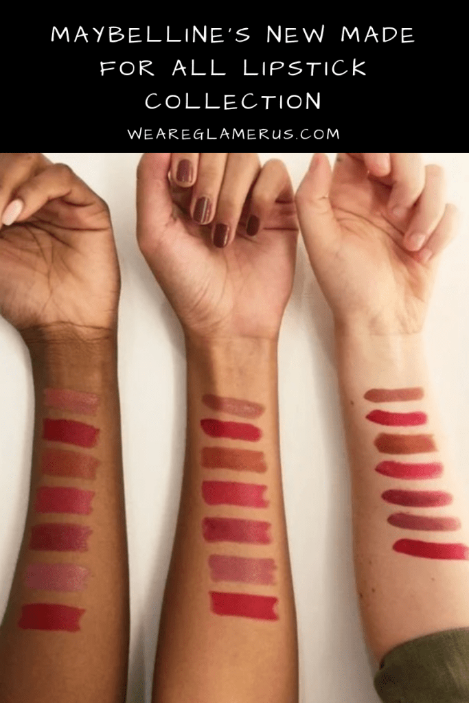 Check out the new lipstick range that claims to universal for all skin tones!