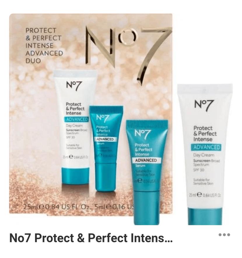 No. 7 Protect & Perfect Intense Advanced Duo 2018