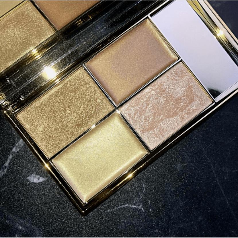 Sleek Makeup Cleopatra's Kiss Highlight Palette