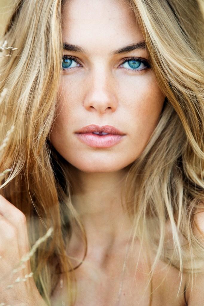 Australian supermodel & founder of Luma Beauty, Jessica Hart