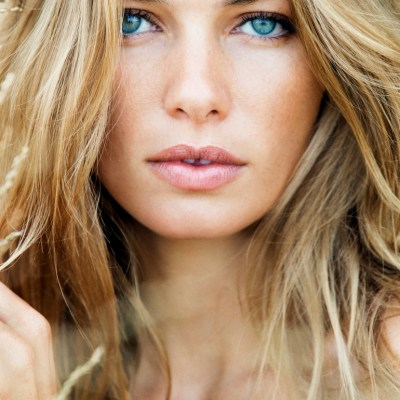 Australian supermodel & founder of Luma Beauty, Jessica Hart