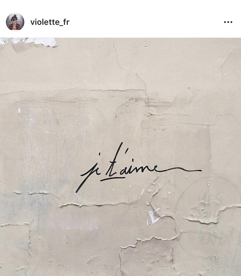 Violette Fr Instagram image
