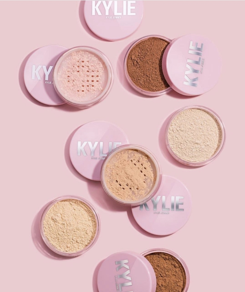 Kylie Cosmetics Setting Powders