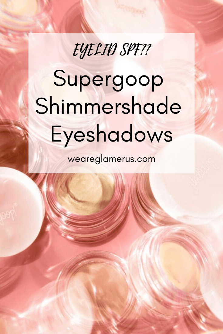 Suncare brand Supergoop just launched their first color cosmetic product, a cream eyeshadow with SPF 30. Do you really need to protect your eyelids though?