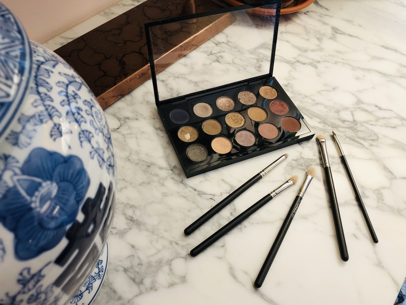 Take a tour of my MAC brush collection