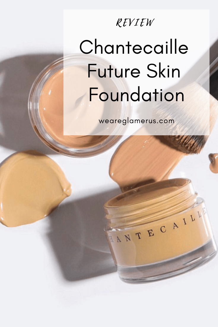 Check out my review of the uber-luxurious Future Skin Foundation from Chantecaille!