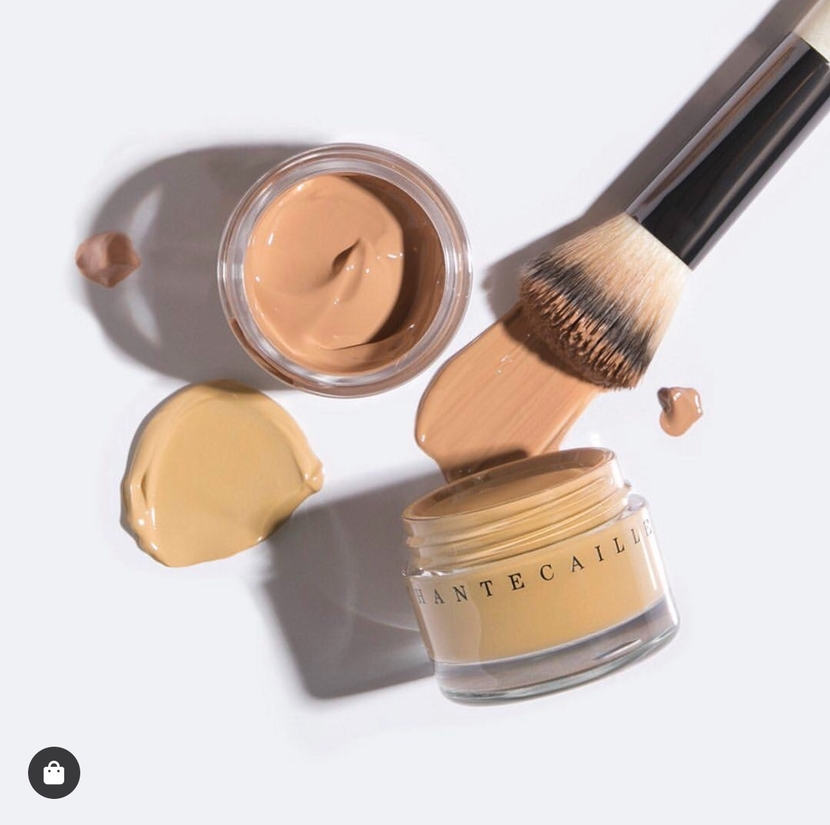 Instagram visual for Chantecaille Future Skin Foundation