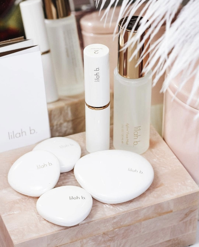Lilah b. - beauty brands that excite me