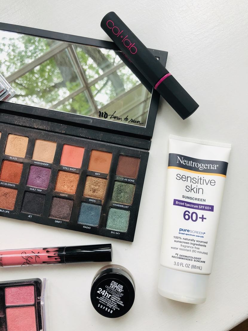 Neutrogena Sensitive Skin SPF 60, plus other summer beauty must-haves
