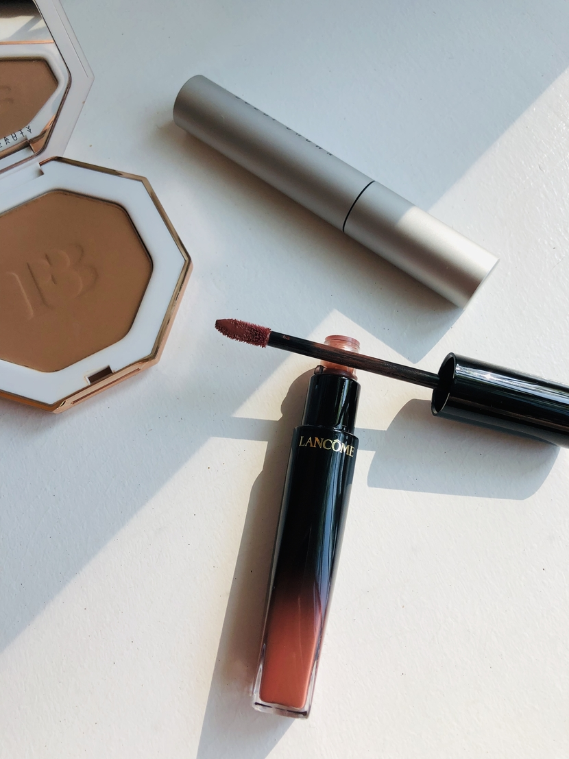 Lancome L'Absolue Lacquer Review - Wand of Beige Sensation