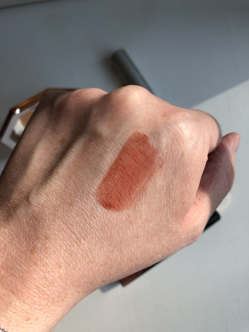 Swatch of 274 Beige Sensation - Lancome L'Absolu Lacquer Review