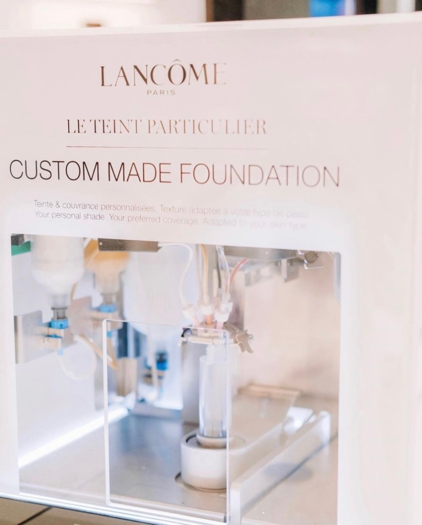Lancome Le Teint Particulier Foundation - color match your foundation with Lancome