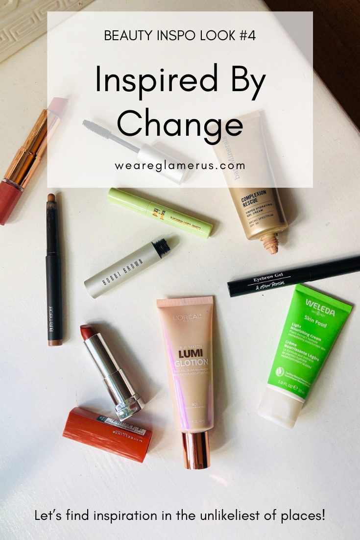 Check out the final look in my Beauty Inspiration Challenge series for August - inspired by the changing seasons!