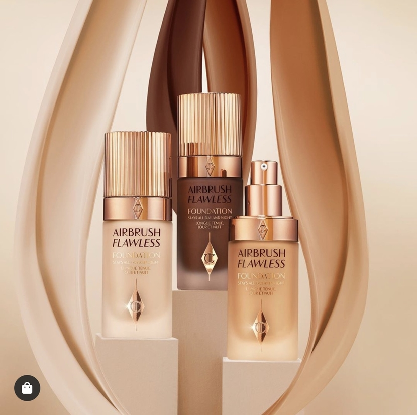 Charlotte Tilbury Airbrush Flawless Foundation - beauty anti-wishlist September 2019