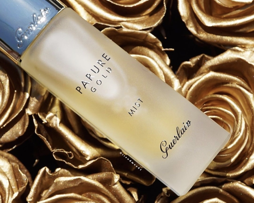Guerlain Parure Gold Mist - beauty anti-wishlist September 2019