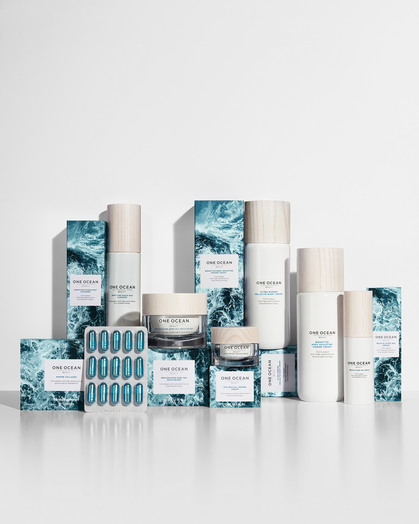 One Ocean Beauty full product line