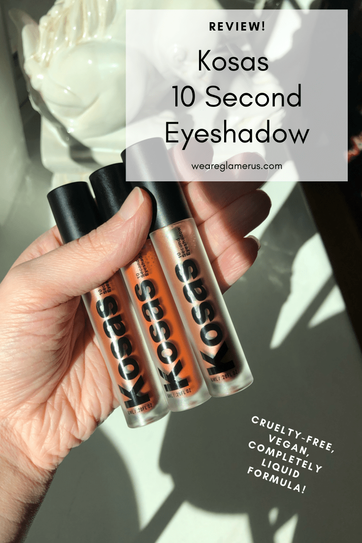 Check out my review on this cruelty-free, vegan, completely-liquid eyeshadow formula!