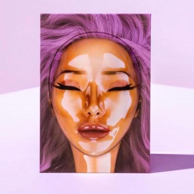 Dragun Beauty Face Palette (exterior) - beauty anti-wishlist October 2019