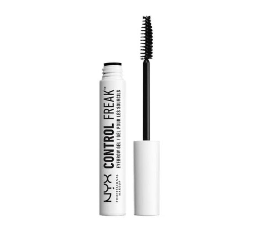 NYX Control Freak Brow Gel - best drugstore lipsticks & brow products 2019