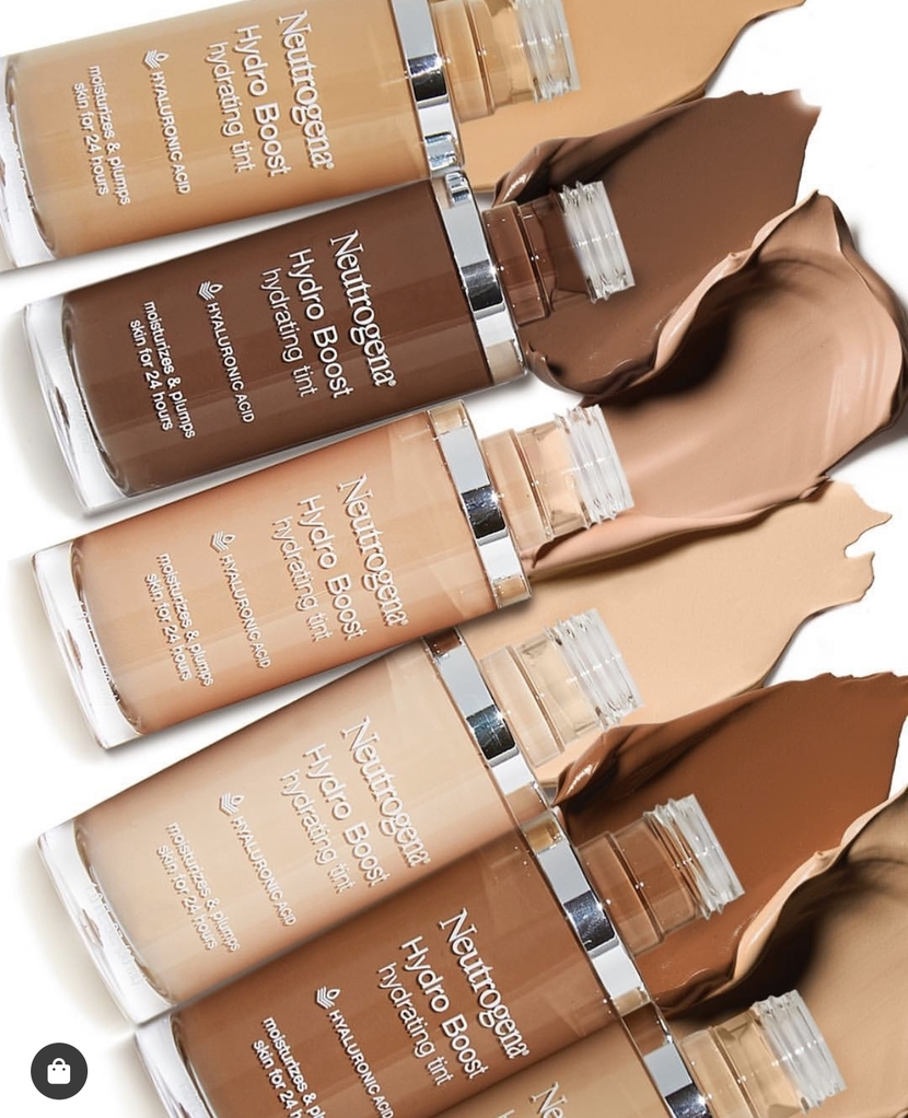 Neutrogena Hydro Boost Hydrating Tint - best drugstore foundations, concealers & powder