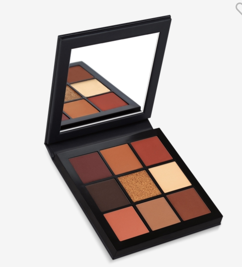 Huda Beauty Warm Brown Smokey Obsessions Eyeshadow Palette