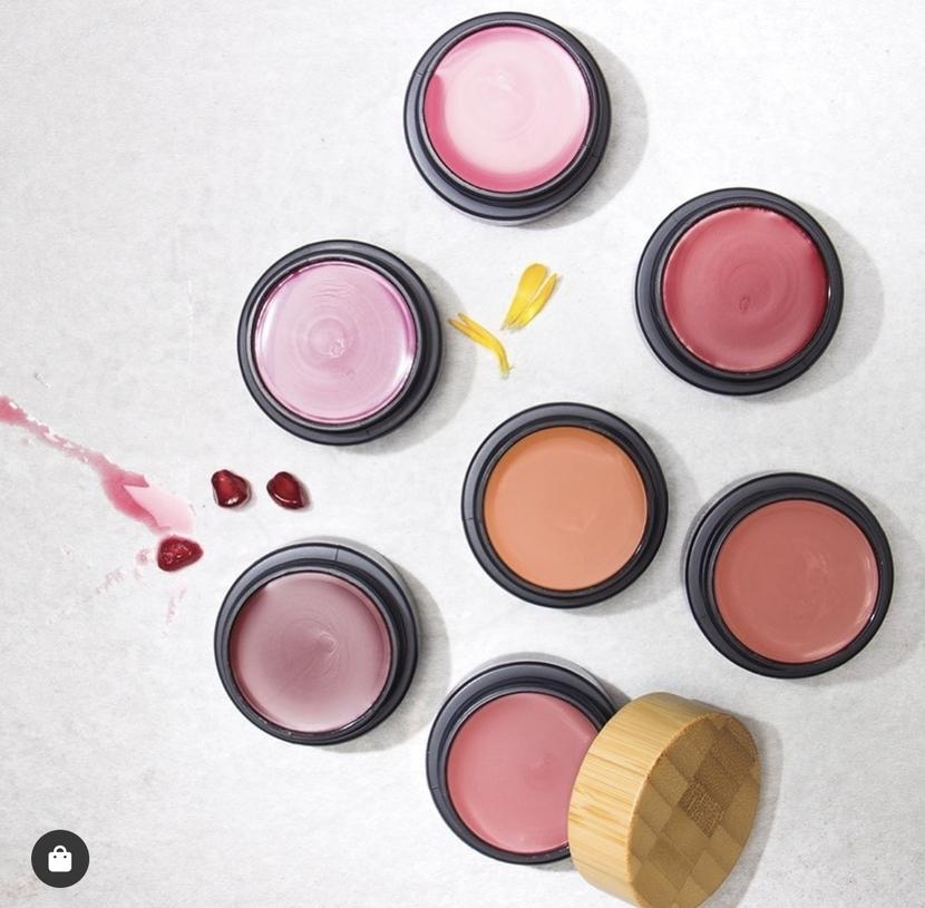 The Organic Skin Co Cheeky Lips - cruelty-free & vegan makeup gift guide holiday 2019