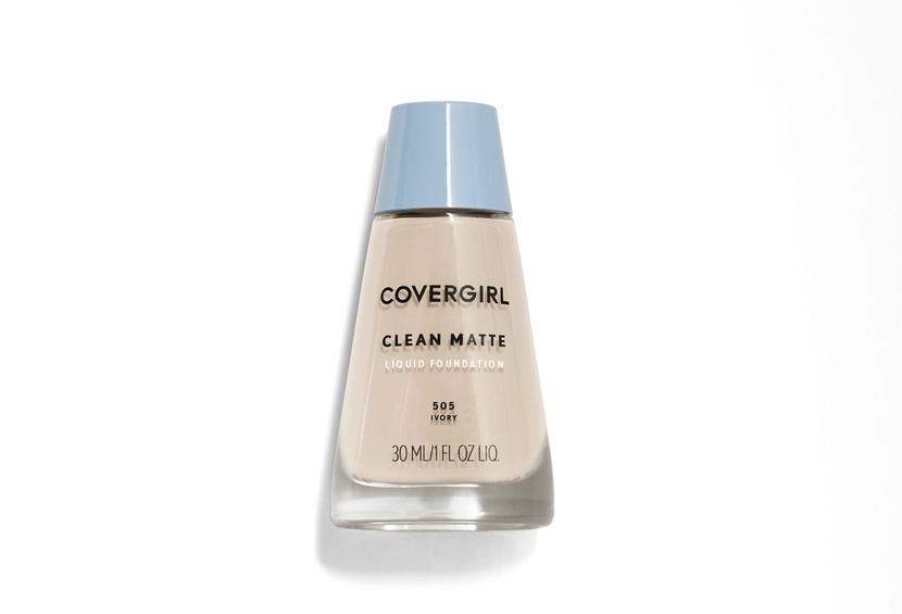 CoverGirl Clean Matte Liquid Foundation