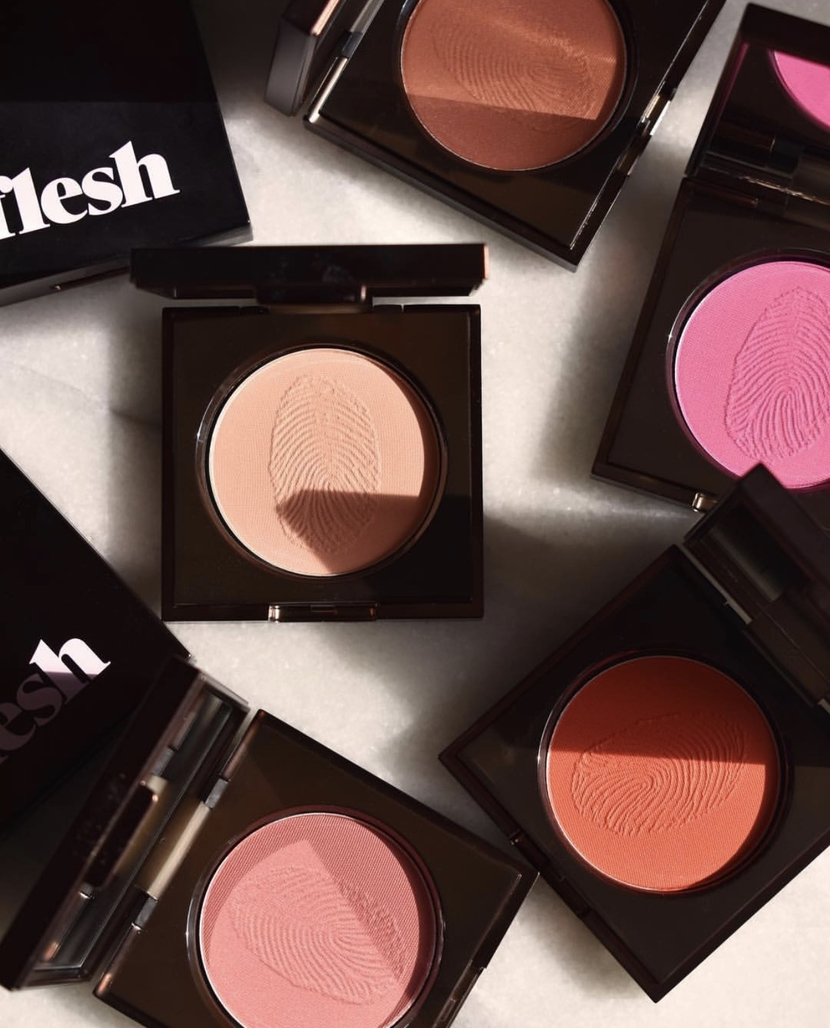 Flesh Beauty Tender Flesh Blush - glam makeup gift guide holiday 2019
