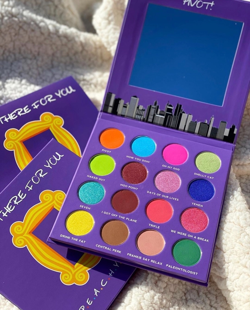 Peachy Queen I'll Be There For You Eyeshadow Palette