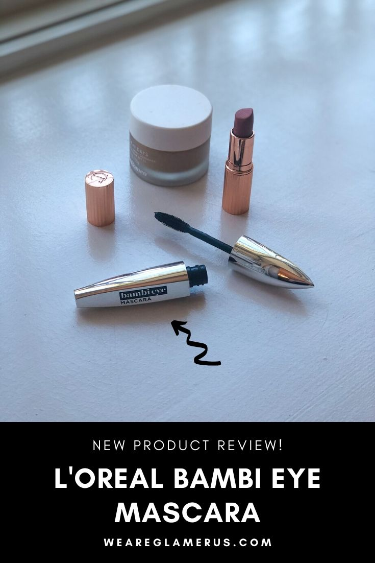 Check out my latest review post on this new & highly affordable mascara!