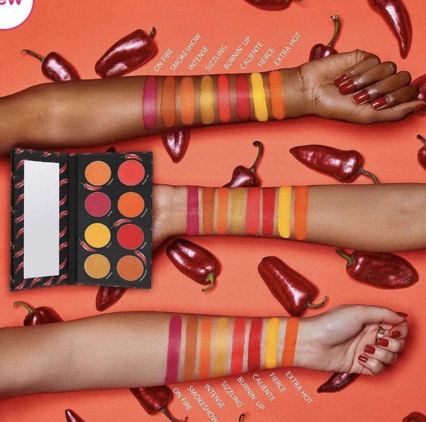 Tarte Cosmetics Spicy Batch Palette - beauty anti-wishlist January 2020