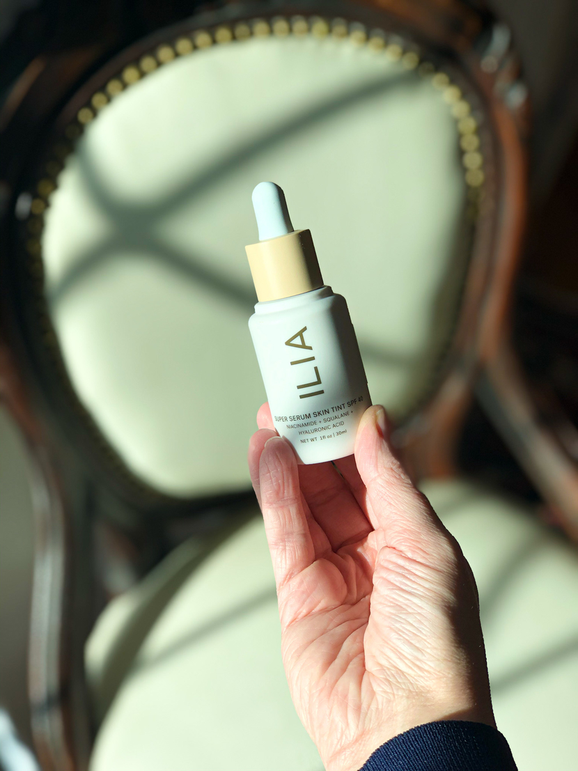 New lightweight skin tint with skincare actives