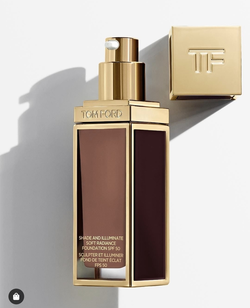 Tom Ford Beauty Shade and Illuminate Soft Radiance Foundation with SPF 50
