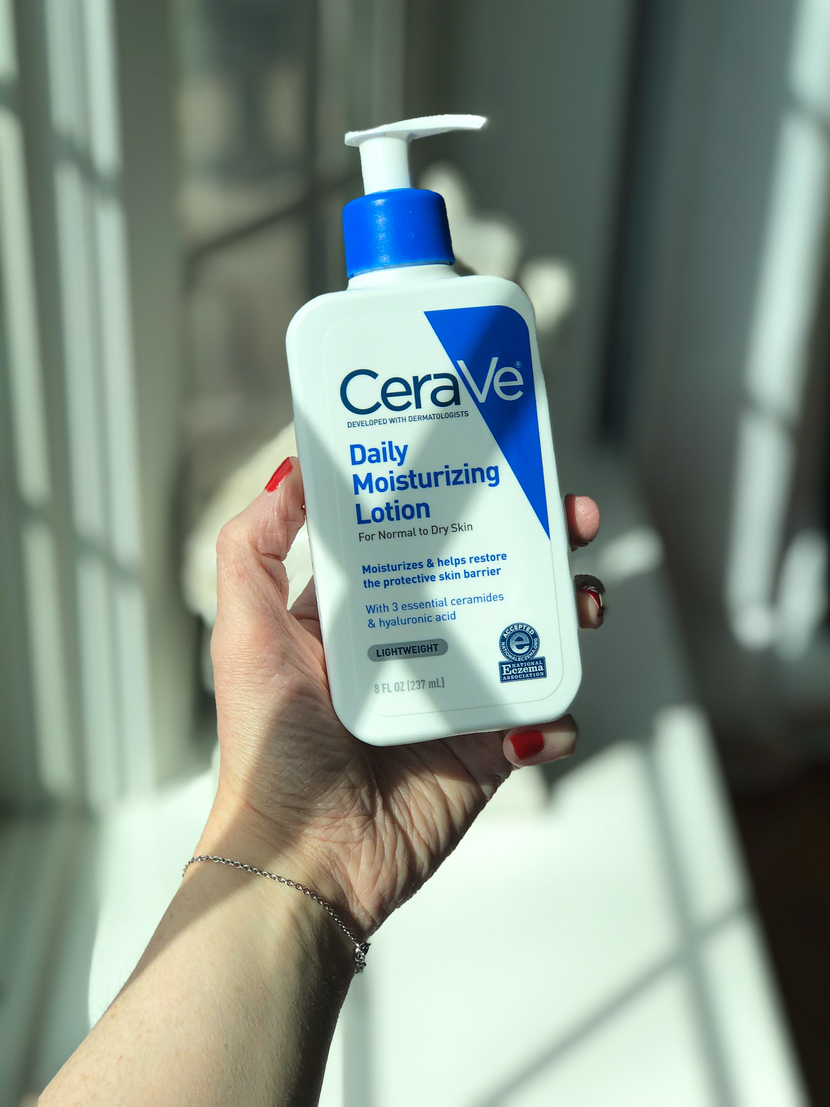 Drugstore hand creams - CeraVe Daily Moisturizing Lotion