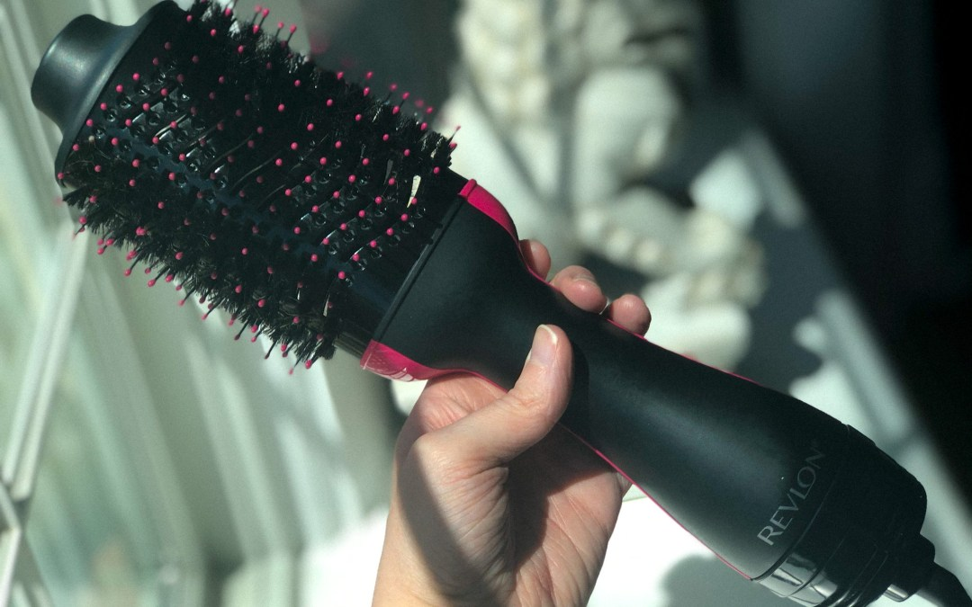Get a salon blowout at home with this affordable hair dryer!
