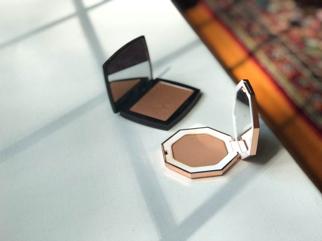 Bronzers from Fenty & Lancôme that give that ultimate sun-kissed glow!