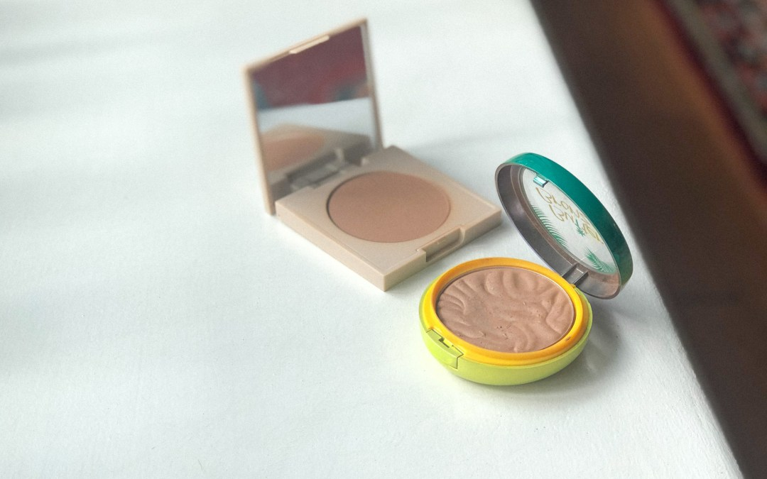 These neutral bronzers are a cinch to use!