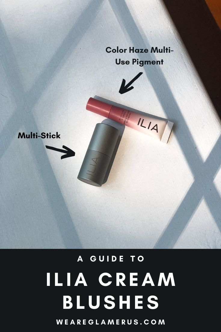 Curious to know about the Multi-Stick, or the Color Haze Multi-Use Pigment from ILIA? Check out my guide in today's post!