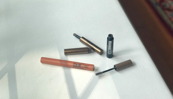 Testing NEW launches from Maybelline