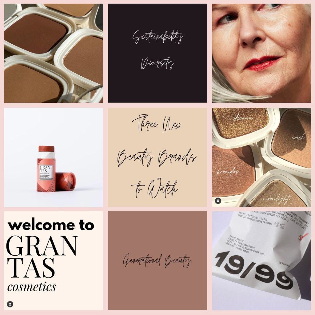 Three new beauty brands to watch, feat. Grantas Cosmetics, Vesca Beauty & 19-99 Beauty