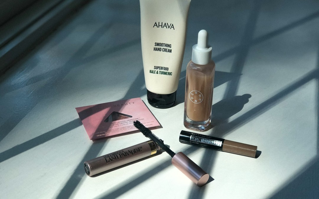 Beauty Bits I'm Loving in September