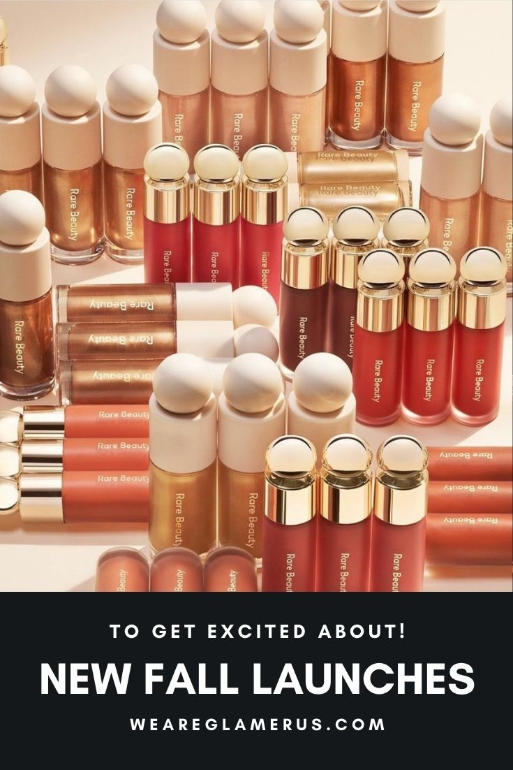 I'm talking about five new Fall launches today that I think you should get excited for!